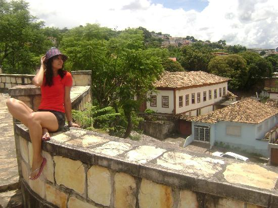 Vista da cidade de Diamantina