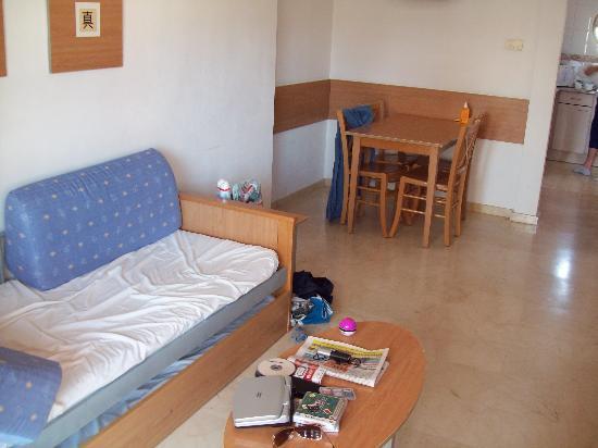 Buenavista : buena vista apartments pull out sofa bed slept 2 separately