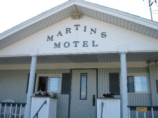 Martin's Motel: A comfy place!