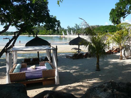 Club Med La Plantation d'Albion: Un petit bout de la plage...