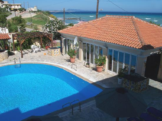 Nafsika Hotel: Nafsika Pool