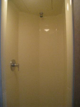 Ibis Budget Darmstadt City : Shower