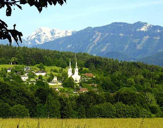 Maria Rain, النمسا: Maria Rain in Kärnten
