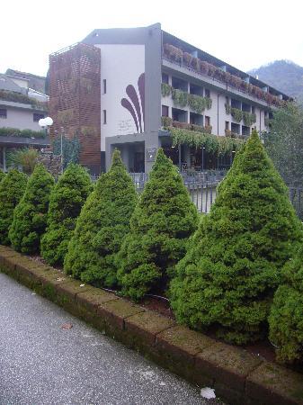 Particolare della vineria picture of roseo euroterme - Bagno di romagna booking ...