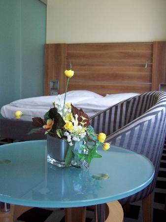 GHOTEL hotel & living Kiel: Our room