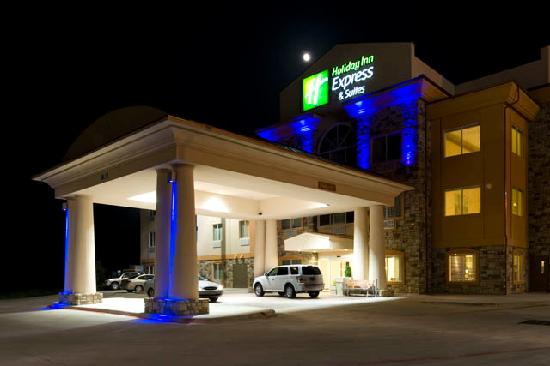 Holiday Inn Express & Suites Marshall: Holiday Inn Marshall, Tx