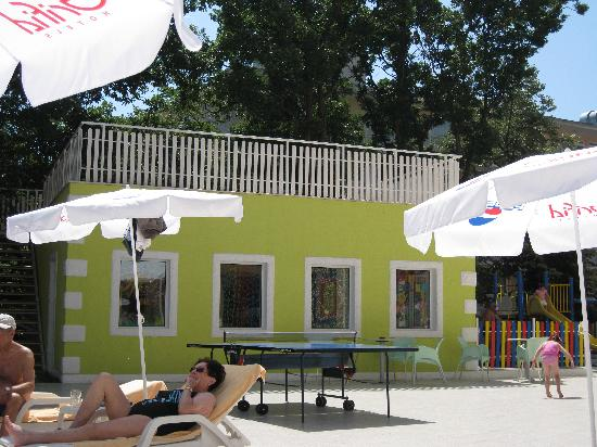 kids clubhouse. Grifid Hotel Arabella: The Kids Clubhouse