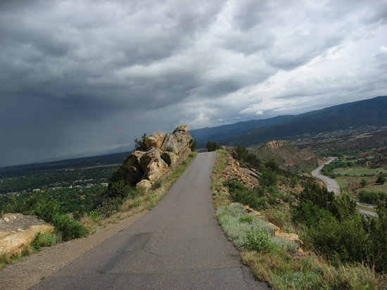 Canon City, CO: view while driving