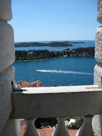 Transition Lifestyle Retreat in Croatia: harbor view, Rovinj, Croatia