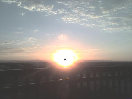 Hilton Phoenix Chandler: AZ Sunrise
