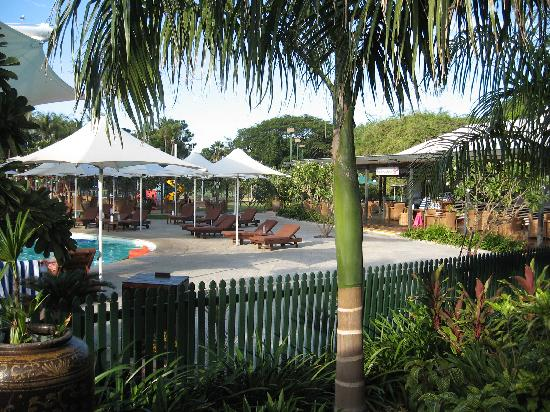 Cable Beach Club Resort & Spa: Great family pool! Even if you don't have the kids with you!