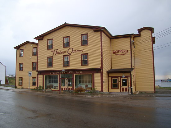 Bonavista, Kanada: the hotel