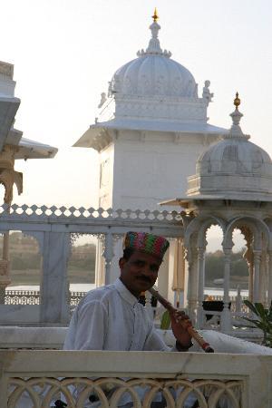 Taj Lake Palace Udaipur: Romantic view