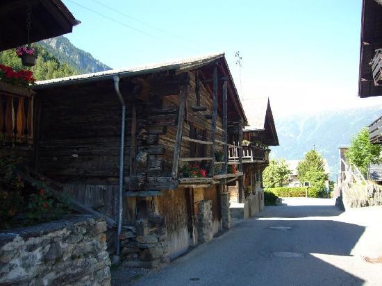 Les Marecottes, Suiza: Village des Marecottes