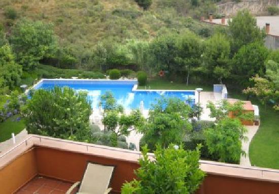 Abba Garden Hotel: swimming pool of hotel Abba Garden in Barcelona
