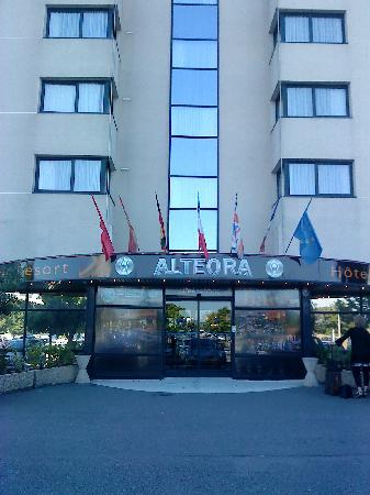 Inter Hotel Alteora site du Futuroscope: The Alteora Hotel