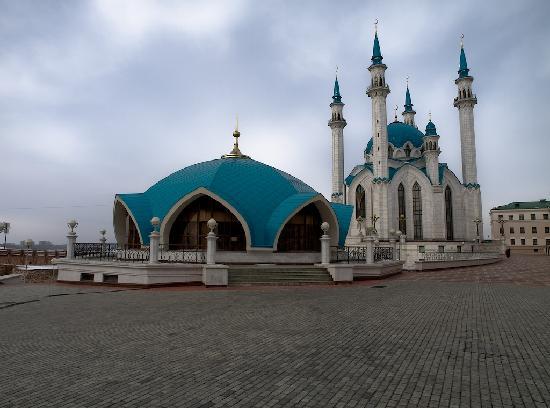 Kazán, Rusia: Kul-Sharif Mosque
