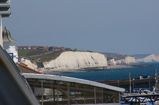 Malmaison Brighton: view from room