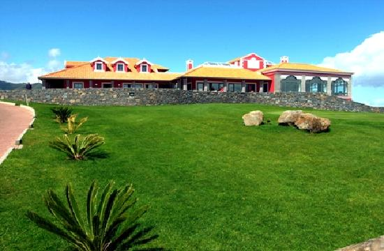Machico, Portugal: clubhouse