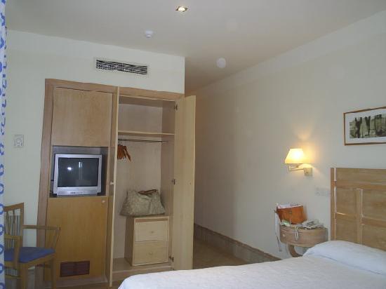 Hotel Voramar: camera
