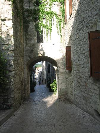 Vezenobres, France: vézénobres