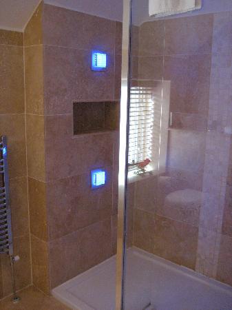 Aaron Lodge: baño