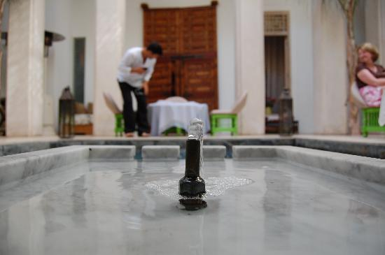 Riad Due: Little Fountain