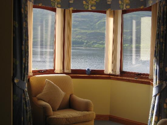 Tigh-Na-Faigh: vistas del lago desde la habitacion
