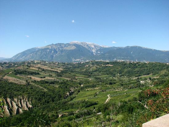 Abruzja, Włochy: Vasto
