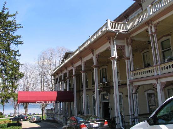 Athenaeum Hotel : April 2009