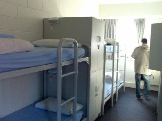 Melbourne Metro YHA: 8-Male Dorm