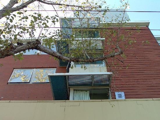 Melbourne Metro YHA: Metro YHA Building