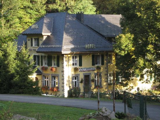 Saint-Maurice-sur-Moselle, France : The Hotel