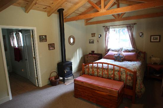 The Cottages at La Honda Park: Room photo