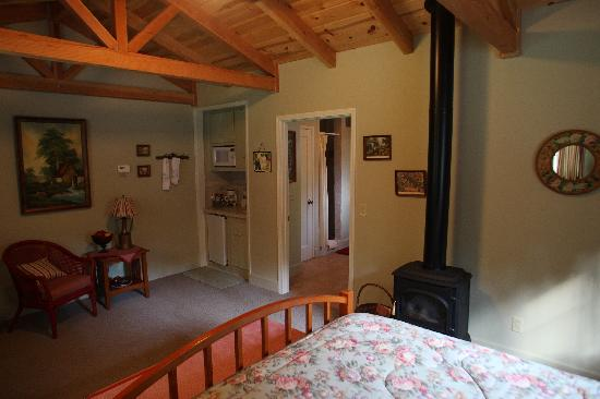 ‪‪The Cottages at La Honda Park‬: Another room photo‬