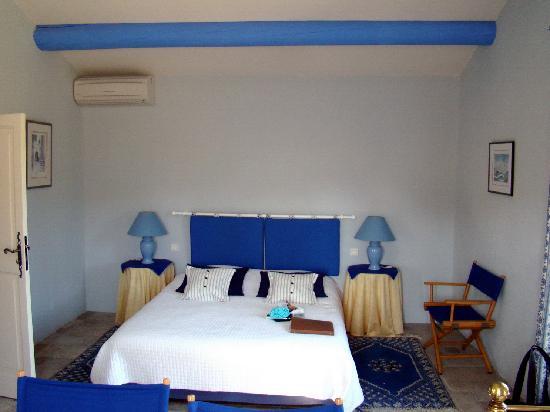 Le Mas del Sol: Room View