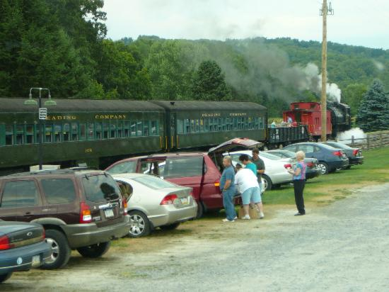 WK&S Railroad: Departing