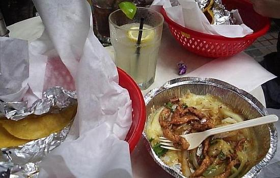Taco Loco: Our Food
