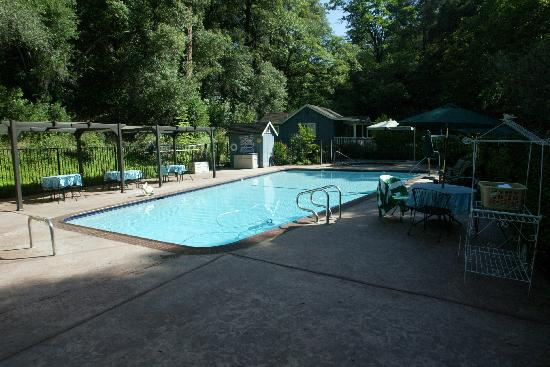 The Cottages at La Honda Park: Pool