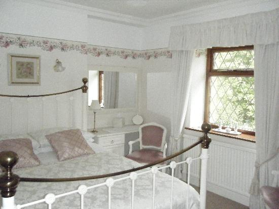Catlowdy, UK: one of the rooms