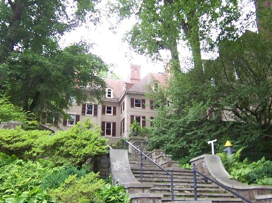 Chinese wallpaper - Picture of Winterthur Museum, Garden ...