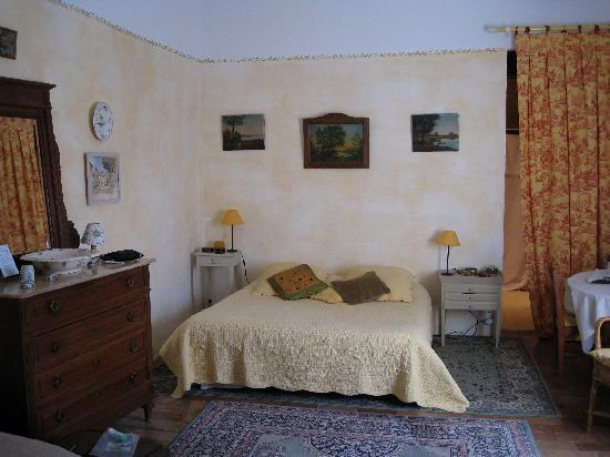 La Cordière : room