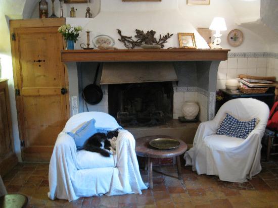 La Cordière : cozy nook