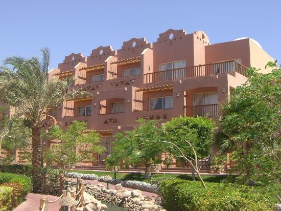 Nubian Island Hotel: rooms
