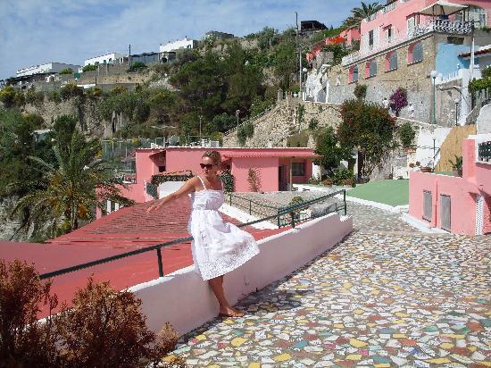 Hotel Casa Rosa: Casa Rosal una terrazza