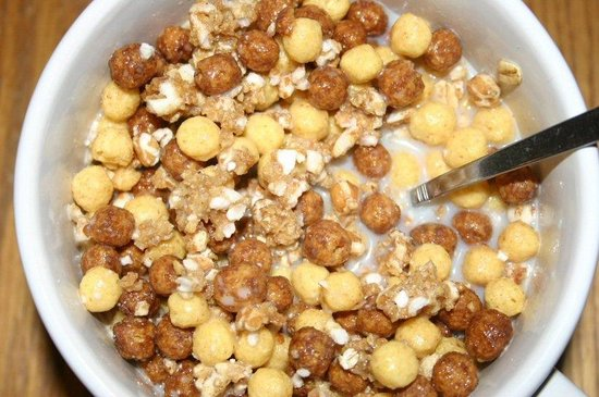 Microtel Inn & Suites by Wyndham Jacksonville Airport: Microtel Cereal