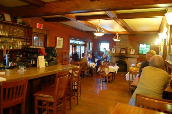 Josephine's Modern American Bistro: Inside the restaurant