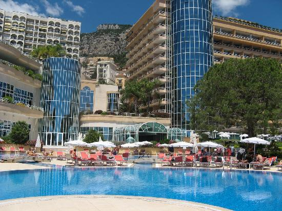 le meridien building picture of le meridien beach plaza monte carlo tripadvisor. Black Bedroom Furniture Sets. Home Design Ideas