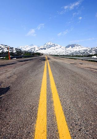 Аляска: Klondike Highway
