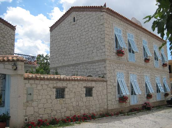 Incirliev Alacati: exterior view